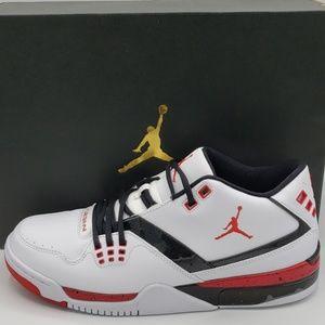 Nike Jordan Flight 23 White/University Red/Black